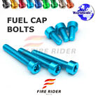 FRW 7Color Fuel Cap Bolts Set For Triumph Daytona 600/650 All Years 03 04 05 $11.88 USD on eBay