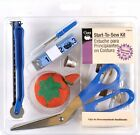 Dritz 27081-6 Start-to-Sew Kit, Assorted