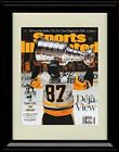 Framed 2016-17 Pittsburgh Penguins Stanley Cup Champions SI Autograph Promo $44.99 USD on eBay