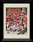 Framed Detroit Red Wings Stanley Cup Champions SI Autograph Promo Print - Cup $39.99 USD on eBay