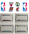 NBA Basketball License Plate Frame - Wincraft - Choose your team - NEW w/ TAGS! on eBay