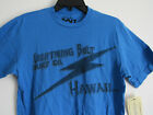 Lightning Bolt Surf Co. Hawaii T-Shirt Cotton NWT Made in USA  Small or Medium image