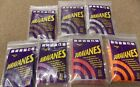 "Norway Archery DuraVanes Arrow Vane 4.5"" 100 pack color choice  DV100"