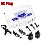 Dual Ionic Cell Detox Foot Bath Spa Machine Home Relax LCD with Mp3 Music Player