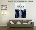 238836 Anima Netflix TV Anthony Mackie Grillo WALL PRINT POSTER US