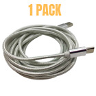 10Ft USB Type C Cable Lot Fast Samsung S10 A20 LG Stylo 4 Charger Charging Cord