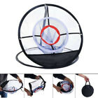 Practice Outdoor Training Golf Chipping Pop-up Pitching Portable Aid Bag Nets UK
