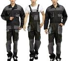 Workwear Coveralls Mechanic Overalls Jumpsuit Outfit Pants Suspender Protect sz