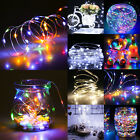6 12x 20 led christmas tree fairy string party lights xmas waterproof color lamp