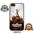 GUARDIANS OF THE GALAXY ROCKET GROOT PHONE CASE COVER FOR APPLE iPhone GAL01