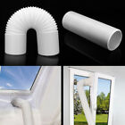 1.5/2/3m Universal Pipe Flexible Exhaust Hose Tube Vent Portable Air Conditioner