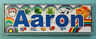 Personalised - from A to B - Door / Room Name Plaque/ Tile / Magnet / Frame