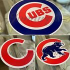 Chicagos Cubs Baseball Team Logo MLB Sticker Decal Vinyl #WhereStoriesPlay on Ebay