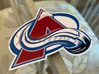 Colorado Avalanche Hockey Team Logo NHL Sticker Decal Vinyl #GoAvsGo $4.49 USD on eBay