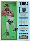 2017-18 Panini Contenders The Finals Ticket /99 Pick Any Complete Your Set on eBay