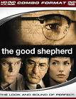 The Good Shepherd  HD DVD  DVD Combo both versions in 1 disc NEW / SEALED