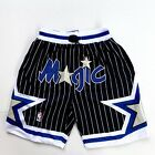 Orlando Magic Basketball Shorts Vintage 92-93 Mens Black Sizes S-2XL US on eBay