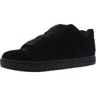 DC Shoes Men's Court Graffik Leather Padded Skate Shoes Sneakers <br/> Leather Uppers w/ Cupsole Construction $65 MSRP