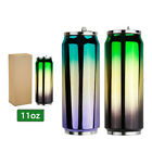 500ml Stainless Steel Coffee Cup With Lid Cola Cans Drinking Water Cooler Bottle