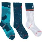 NEW Under Armour Phenom 4.0 Crew Youth Socks 3-Pair