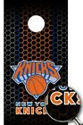 New York Knicks Cornhole Wrap NBA Decal Sticker Surface Texture Single W30 on eBay