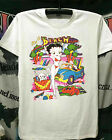 Betty Boop It's Beach Graphic White Reprint T-shirt Unisex All Size M1048 $16.14 USD on eBay