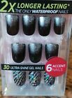 Kiss imPRESS Press-On Manicure One Step False Nails + Accents U PICK COLOR New!!
