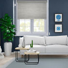 Gray Remote Control Home Automated Motorized Roller Shade Electric Roller Blind