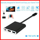 HDMI Charger USB 3.0 Hub Adapter Dock Converter Cable Cord For Nintendo Switch