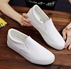 Mens Slip On Casual Sports Loafers Shoes Sneakers Pumps Plimsolls Shoes hot 0708