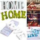 LOVE Sign Resin Casting Mold Silicone Jewelry Making Epoxy Mould Tool DIY Craft