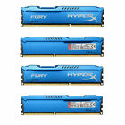 DDR3 8GB 16GB 32GB 1333 1600 1866 MHz Kingston HyperX DIMM Desktop Memory LOT 5