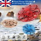 360° Mini Drone Smart UFO Aircraft for Kids Flying Toys RC Hand Control Gift !