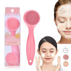 Skin Care Exfoliator Massager Face Clean Brush Facial Cleansing Silicone