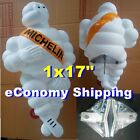 "17"" MICHELIN MAN DOLL FIGURE BIBENDUM ,TRUCK DECORATE COLLECTIBLE ADVERTISE TIRE"