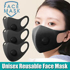 Sponge Face Mask Washable Breathable Anti-fog Mouth Cover Unisex Protective Mask
