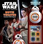Star Wars: The Force Awakens: Movie Theater Storybook & BB-8 Projector $28.88 USD on eBay
