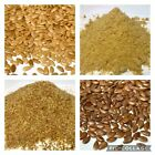 Golden, Brown & Mixed Flax Seed - Whole & Ground Flaxseed Meal 1oz-15Lb/ Linseed