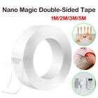Magic Transparent Tape Nano Traceless Double-sided Tape Removable Sticker Gadget