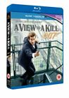 007 BOND - A VIEW TO A KILL BLU-RAY [UK] NEW BLURAY $25.99 AUD on eBay