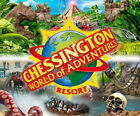 2x chessington World of adventures ticket Saturday 26/09/2020 Send By email