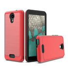 For Wiko LIFE 2 U307AS Slim Lining Hybrid Case Phone Cover + Tempered Glass