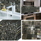 12x12'' Peel And Stick Tile Backsplash Self Adhesive for Bathroom Kitchen Wall