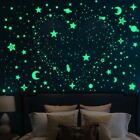 Luminous Wall Sticker Home Decor Glow In The Dark Star Decal Baby Kid Bedroom
