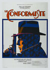 THE CONFORMIST 1970 Il conformist, Bernardo Bertolucci – Movie Poster Art Print