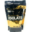 ON Optimum Nutrition Gold Standard 100% ISOLATE Whey Protein 12SRV Bag EXP.7/20