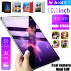 10.1 Zoll Tablet PC HD Android 8.1 6GB+128GB Dual SIM Kamera WIFI WLAN Phablet