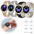 Lady IP68 Waterproof Wristwatch Heart Rate Bluetooth Smart Watch for Android iOS bluetooth Featured for heart ip68 lady rate smart watch waterproof wristwatch