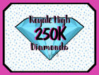 ROYALE HIGH - (50k-1M) DIAMONDS - 🟢 ONLINE NOW!! W/PICTURE **READ DESCRIPTION** <br/> ✅ TRUSTED SELLER! ✅ FAST DELIVERY! ✅ 2k+ SOLD!