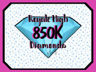 ROYALE HIGH - (50k-1M) DIAMONDS - 🟢 ONLINE NOW!! W/PICTURE **READ DESCRIPTION**
